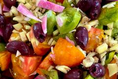 Alegría Mediterranean salad